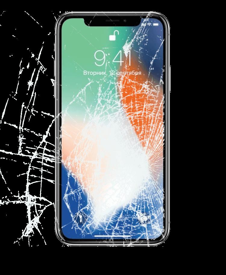 выезд замена стекла iphone